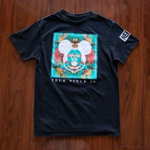 Neff x Disney Mickey Mouse Graphic T-Shirt